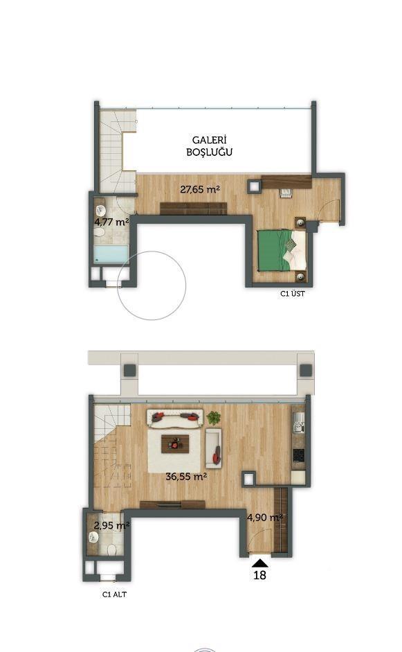 1+1 Duplex
