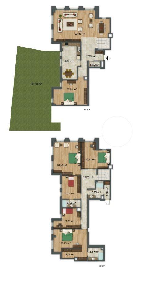 6+1 Duplex